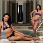 Candidates Miss Réunion - Bikini L'effet Péi
