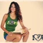 T-shirt I Love 974