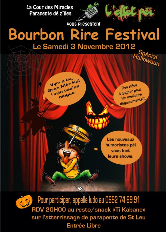 Bourbon rire festival