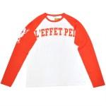 T-shirt L'effet Péi manches longues - bi color