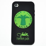 Protection iPhone silicone - Coco - L'effet Péi