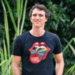 T-shirt Homme Rolling Péi - L'effet Péi Réunion