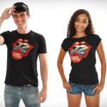 T-shirts Rolling Péi - Drapeau de la Réunion