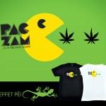 T-shirts Paczam - L'effet Péi Réunion