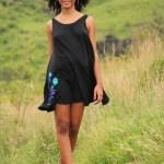 Robe Maya - L'effet Péi Réunion