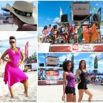 Défilé L'effet Péi - Eco Beach Tennis 2013 - Plage des Brisants