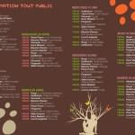 Programmation du Komidi 2013 - Festival de théâtre du sud sauvage - la Réunion