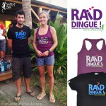 Grand Raid Dingue - Kilian Jornet et Emelie Forsberg - T-shirt collector L'effet Péi - Grand Raid 2013