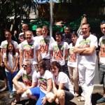 La Team Salomon en L'effet Péi à la Villa Vanille