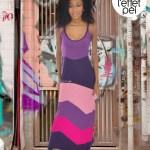 Robe longue Jin - L'effet Péi