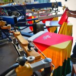 Atelier de sérigraphie L'effet Péi - île de la Réunion - Made in Réunion