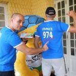 France 974 au Brazil