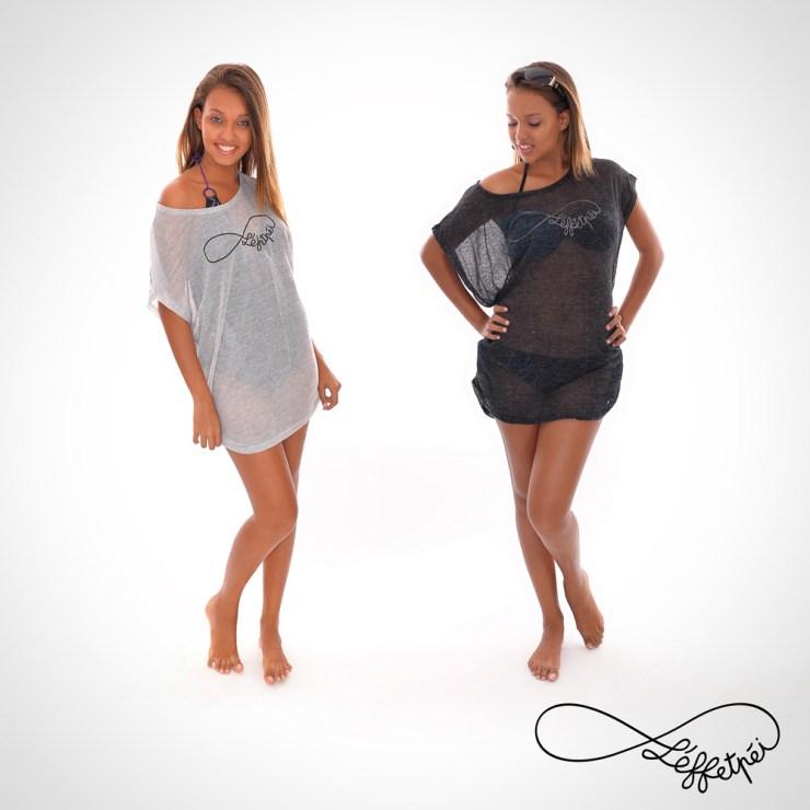 T-shirt Yona Froncé - Infini - L'effet Péi