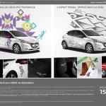 Peugeot 208 - Série Limité L'effet Péi - Aztek & Tattoo