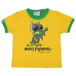 Tee-shirt Batmarg Jaune