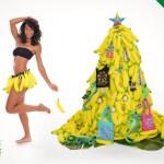 Sapin Banane Bikini