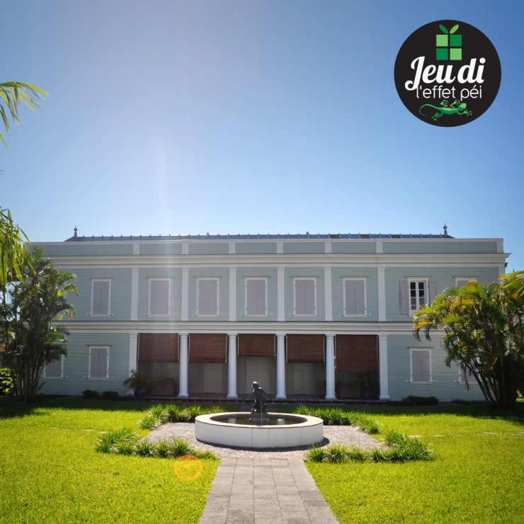 Quels réunionnais célèbres ont habité cette maison créole ?