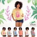 Tee-shirt Femme Dalida - Mode in Réunion
