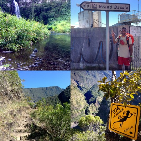 Eddy Palma notre ambassadeur nous emmène à Grand Bassin - île de la Réunion