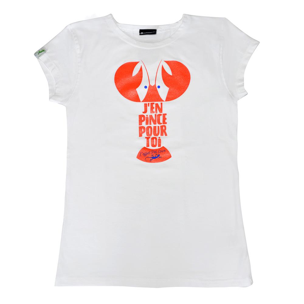 Femme Valentin Pour J'en Shirt T Saint Toi L'effet Péi Pince l13KTFJc