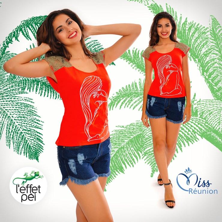 Top Venus - Ambre Nguyen Miss Réunion 2016