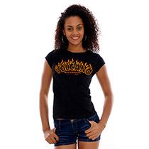 T-shirt Volcano