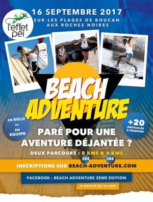 Beach Adventure 2017