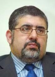 Fouad Alaoui, vice-président de l'UOIF.