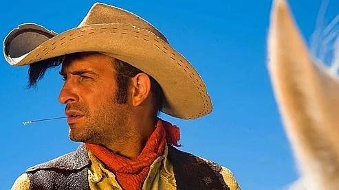 Jean Dujardin en Lucky Luke