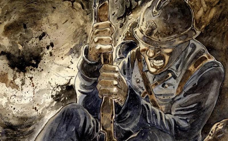 Cicatrices de guerre(s) - Collectif - Moka - Au milieu des livres