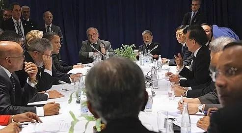 Une rencontre multilat�rale entre chefs d'Etat, vendredi, � Copenhague.