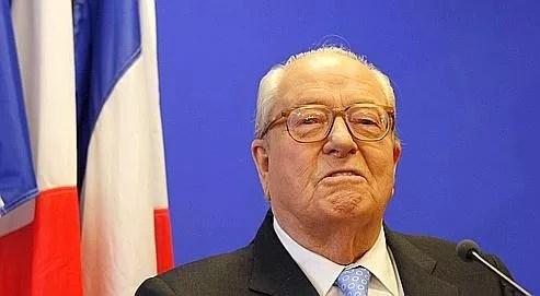 Jean-Marie Le Pen a assuré que les listes FN devraient atteindre «dans 10 à 12 régions au moins» la barre des 10%.
