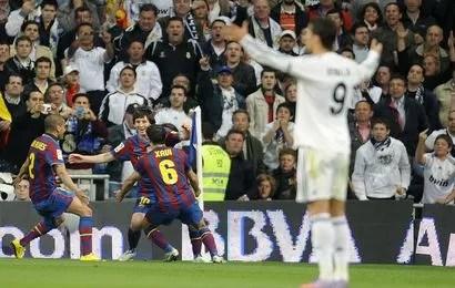 Le Barça de Messi a vaincu le Real de Ronaldo