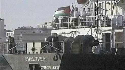 21 personnes voyagent à bord du cargo libyen.