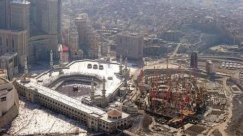 20 milliards d'euros vont être consacrés au lifting géant de La Mecque