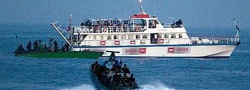 Pour Israël, le raid contre la flottille <br/>de Gaza était légal<br/>