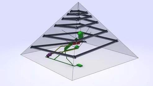 Les Nouveaux Mystres De La Grande Pyramide