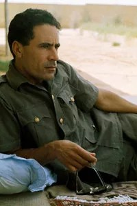 Kadhafi en 1973. Crédits photo : Genevière Chauvel/Corbis.