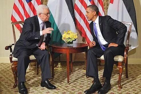 Mahmoud Abbasa rencontré Barack Obama, le 21 septembre dernier, à New York.