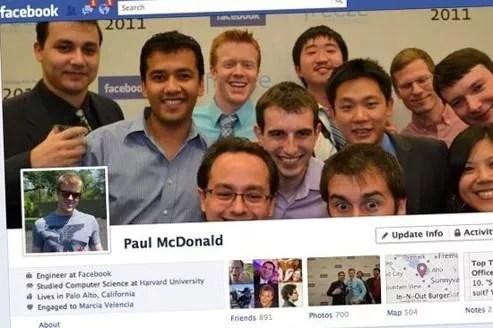 Le nouveau profil de Facebook a été annoncé par Mark Zuckerberg le 22 septembre.