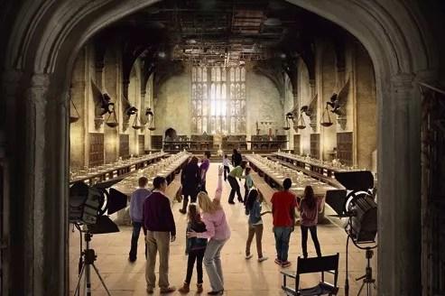 La grande salle de l'école de sorcellerie de Poudlard est désormais accessible à tous les visiteurs du parc The Making of Harry Potter.