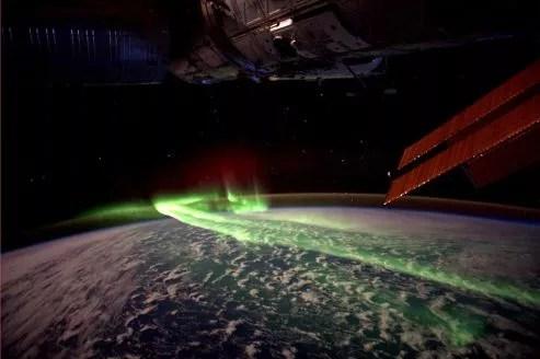 Les stations et vaisseaux spatiaux sont des lieux idéals pour la formation de mauvaises odeurs.