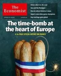 The Economist  prédit à la France un avenir noir.
