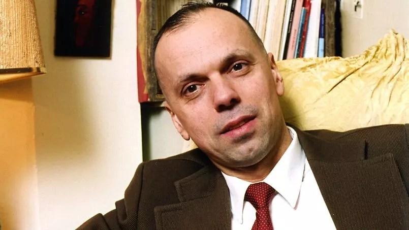L'acteur, poéte et auteur David Dumortier en 2009.