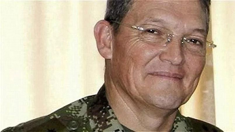 Le général Ruben Dario Alzate a été libéré par les Farc après avoir été enlevé le 16 novembre dernier.