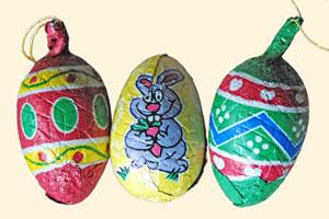 Easter or Christmas egg
