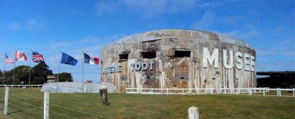 Batterie Todt bunker