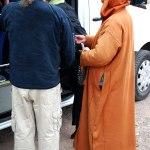 Moroccon Berber hard selling