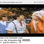 French television - Back to the Future
