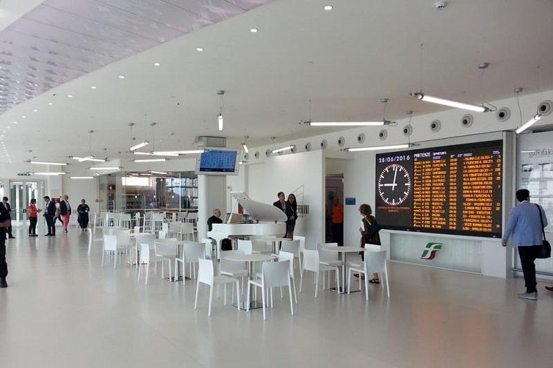 Inaugurata la Terrazza Termini nella principale stazione